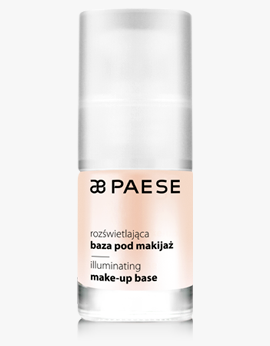 Face Make up Base Illuminating with pearl effect